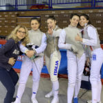 Le fiorettiste doriche campionesse italiane conquistano la promozione in A1