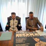 Al PalaBrasili di Collemarino torna la grande boxe con l'esordio tra i professionisti di Mattia Occhinero