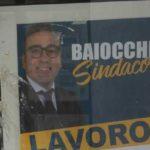 Atti vandalici contro la sede del comitato elettorale del candidato sindaco di Pesaro Nicola Baiocchi