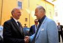 L'ambasciatore Giorgio Girelli Segretario generale della Conferenza dei presidenti dei Conservatori italiani