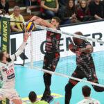 Incredibile Gara 1 di Semifinale: la Cucine Lube vince a Trento (3-2) dopo quasi tre ore di partita