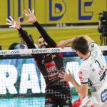 Semifinale scudetto, Trento vince in rimonta Gara 3 (2-3) sulla Lube: giovedì (ore 18) Gara 4 all'Eurosuole Forum