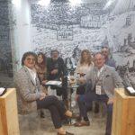 Anche i Custodi del territorio e Vignaiuoli poeti presenti all'apertura del Vinitaly 2019