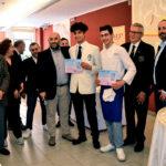 """""""La trota fumé nella fattoria"""" di Riccione vince la II edizione di Gioachino Rossini Grand Gourmet"""