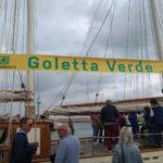 """Goletta Verde fa tappa ad Ancona per il """"No plastic day"""" e propone alle amministrazioni il Vademecum per una strategia plastic free"""