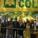 Al Viale dei Sapori di Ancona riflettori puntati sulle primizie della campagna salvate dal maltempo