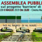 No alle barriere fonoassorbenti, mercoledì assemblea pubblica a Cupra Marittima