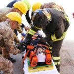 Maxi esercitazione a Loreto con la simulazione di un evento sismico di magnitudo 5