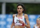 La mezzofondista Eleonora Vandi da record in Belgio sugli 800 metri