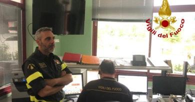 L'ingegner Luca Verna è il nuovo comandante dei Vigili del fuoco di Ascoli Piceno