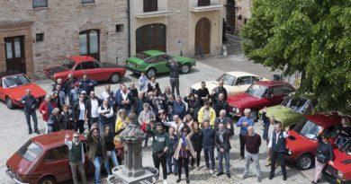 Dal bel mare al bel monte con le auto d'epoca: poker di Andrea Carnevali nel raduno Caem/Scarfiotti