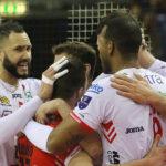 Per la Lube giornata no in Gara 1 della Finale Scudetto, netta vittoria (3-0) di Perugia