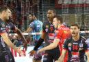 Una Cucine Lube straordinariamente grande domina Gara 4, 3-0 su Perugia: lo scudetto si decide martedì