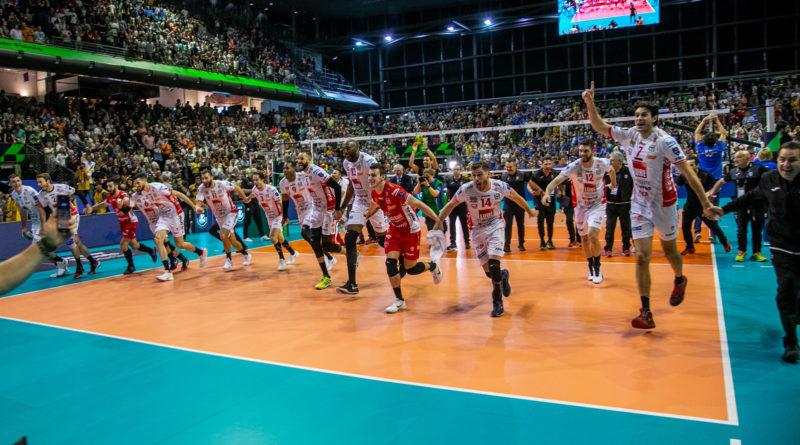 La Cucine Lube Civitanova entra nella storia: batte il Kazan (3-1) ed è anche campione d'Europa