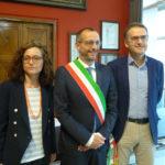 Matteo Ricci proclamato ufficialmente sindaco di Pesaro