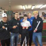Doppio appuntamento con la boxe ad Ancona: domenica a Torrette protagonisti gli atleti dell'Upa Pittori