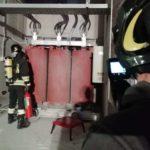 Trasformatore in fiamme all'ospedale regionale di Torrette: i vigili del fuoco evitano danni alle strutture