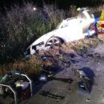 Quattro auto coinvolte in un terribile schianto a Osimo con cinque feriti