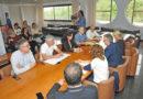 Mercatone Uno, sindacati e lavoratori alla ricerca di una soluzione incontrano il presidente Ceriscioli e l'assessore Bravi