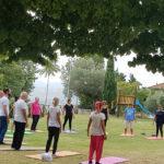 Molte attività a Treia del centro Adesso Yoga diretto da Barbara Rossetti