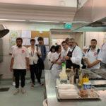 Una giornata speciale per i ragazzi della Locanda ospiti delle cucine del Quirinale