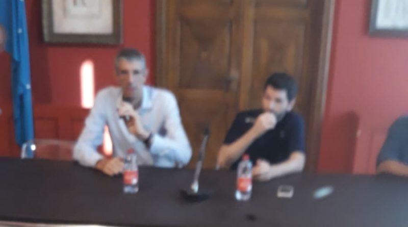 Presentato Federico Perego, nuovo allenatore della Victoria Libertas Pesaro