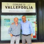 """Unione dei Comuni, Ricci incontra Ucchielli: """"Massima intesa sullo sviluppo del territorio"""""""