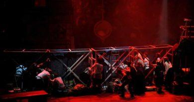 """Alle Muse di Ancona Dance Lab convince tutti portando in scena """"Les Miserables"""""""