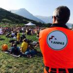 Al grande pubblico di RisorgiMarche garantita l'assistenza dei volontariAnpas anche per il concerto di Marco Mengoni a Fontanelle
