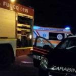 Tragico investimento nella tarda serata lungo la Statale a Castelfidardo