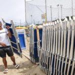 Gara di solidarietà tra gli stabilimenti balneari per far ripartire subito le attività di Numana flagellate dal maltempo