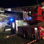Un vecchio edificio disabitato crolla ad Ancona nell'area dell'ex Crass