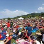 RisorgiMarche non si ferma: migliaia di persone a Spelonga per il concerto di Arisa