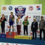 Valentina Marra del Boxing Club Pesaro ha conquistato il titolo di campionessa europea schoolgirl
