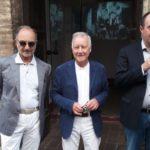 Anche l'ambasciatore francese in Italia ha reso omaggio a Rossini e al Rof
