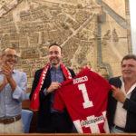 """Nuovo presidente della Vis Pesaro, Ricci: """"Bosco rappresenta una nuova energia. Su di lui ho raccolto ottimi giudizi"""""""