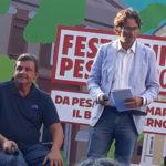 """Calenda alla Festa dell'Unità di Pesaro: """"Renzi a ottobre dividerà il partito per poi riprenderselo"""""""