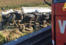 Autocarro finisce nella scarpata: un ferito lungo l'autostrada A14