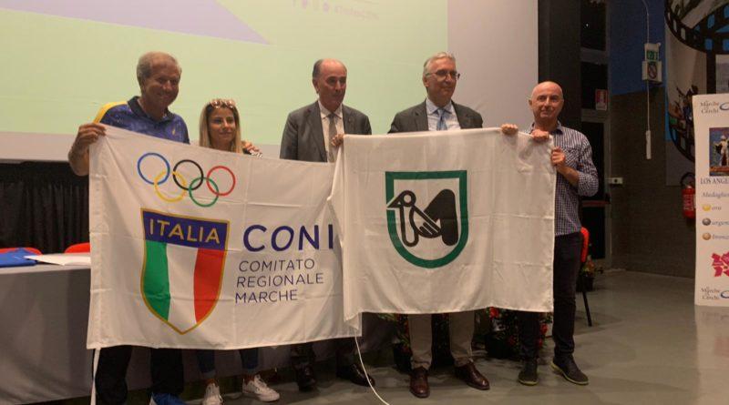Le Marche a Crotone per il 6° Trofeo Coni Kinder + Sport con 146 atleti