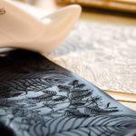Arte e creatività da indossare nella nuova collezione del calzaturificio marchigiano Fiorangelo