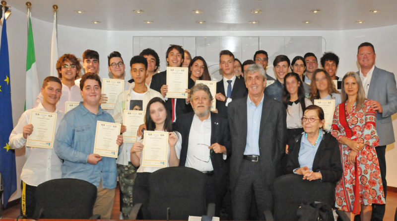 Consegnati in Regione i diplomi agli studenti del progetto English 4U