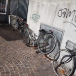 Intorno alla stazione di Pesaro record di biciclette rubate