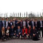 """La classe 5^A AFM dell'Itet Bramante–Genga di Pesaro il 4 ottobre a Roma per la finale del concorso """"Che impresa ragazzi!"""" insieme a UBI Banca e FEduF"""