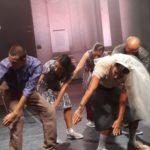 Lo spettacolo Zerocentimetri affascina a Pesaro il pubblico di Hangartfest (FOTO)