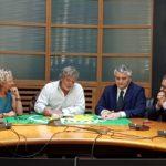 Sandro Bisonni passa con i Verdi per dare nuovo slancio alle sue battaglie in difesa dell'ambiente