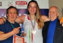Carlotta Paoletti una giovane marchigiana ai campionati mondiali di boxe