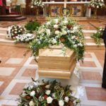 In Cattedrale, a Pesaro, l'ultimo saluto all'imprenditore Guido Ugolini