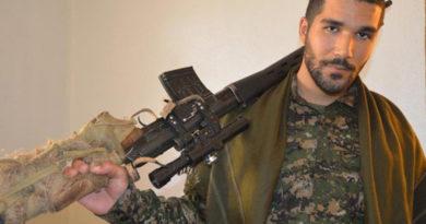 Fermare il nuovo massacro dei curdi: sabato un presidio ad Ancona con la partecipazione di Karim Franceschi