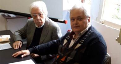 Tanti consensi per la conferenza del professor Goffredo Pallucchini alla Società Operaia di Mutuo Soccorso di Pesaro