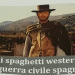 A Pesaro due conferenze sul grande cinema: dagli spaghetti western alla guerra civile spagnola